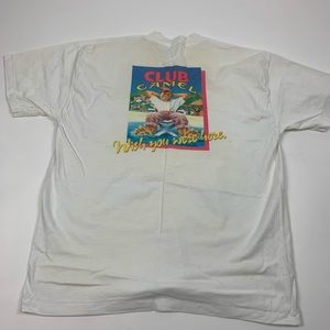 Vintage Camel Tobacco Short Sleeve Pocket Tshirt